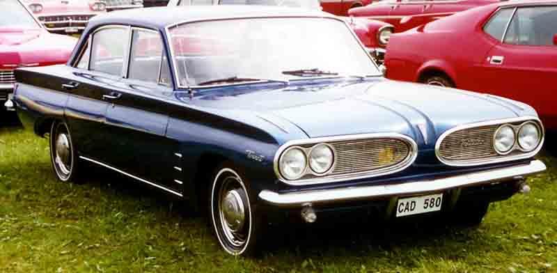 1961 Pontiac 2119 Tempest