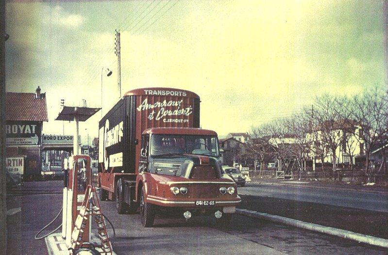 1961 Unic Izoard EZ63