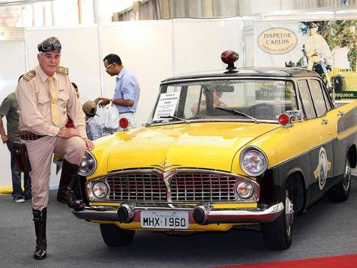 1961 vigilante carlos simca 619