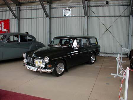 1961 Volvo 123 Amazon 2
