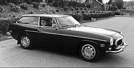 1961 Volvo 1800 ES