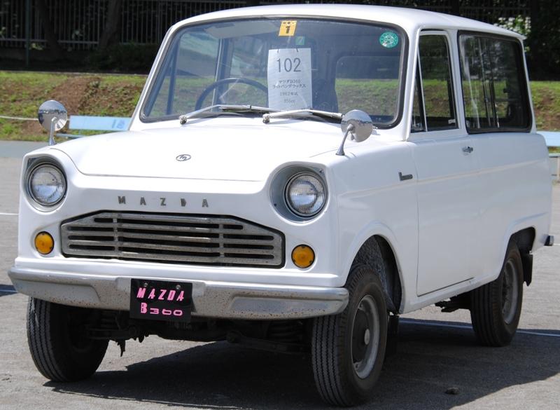 1962 Mazda-B360
