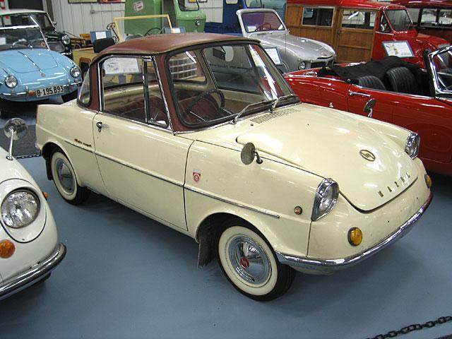 1962 Mazda R-360 Coupe De Luxe (J)