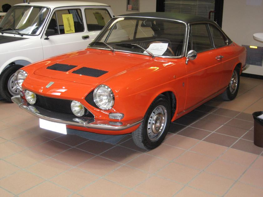 1962 Simca 1000 Coupé - 1200 S