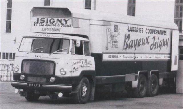 1962 UNIC estérel des Trps A. Chatel