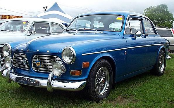 1962 Volvo 122 Amazone Bl
