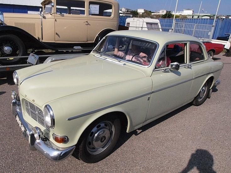 1962 Volvo 123 13134