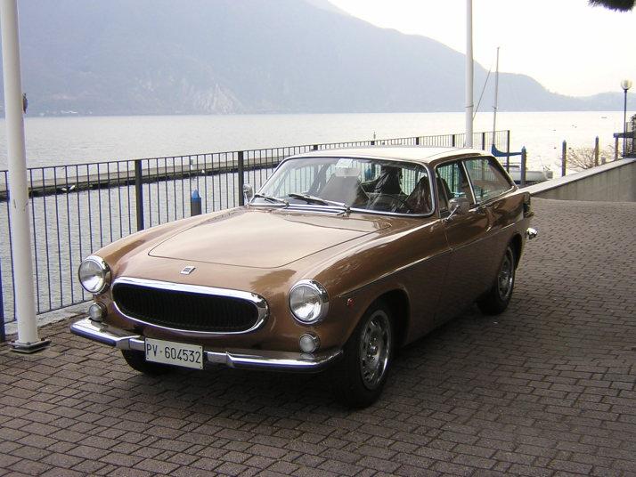 1962 Volvo 1800ES 2