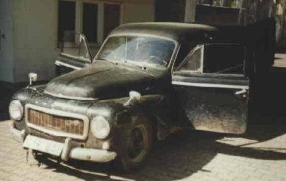 1962 volvo P21 114  3