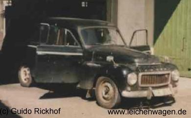 1962 volvo P211 14