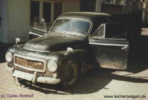 1962 volvo P21114  3