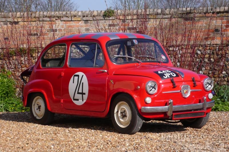 1963 Abarth 850TC FIAT 600