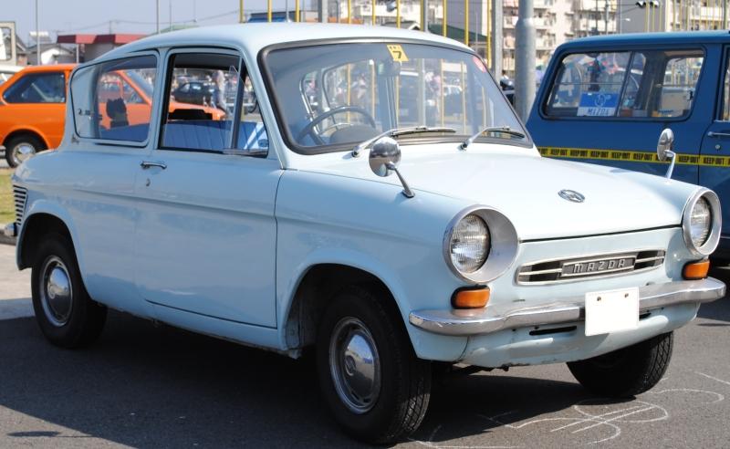 1963 Mazda carol360