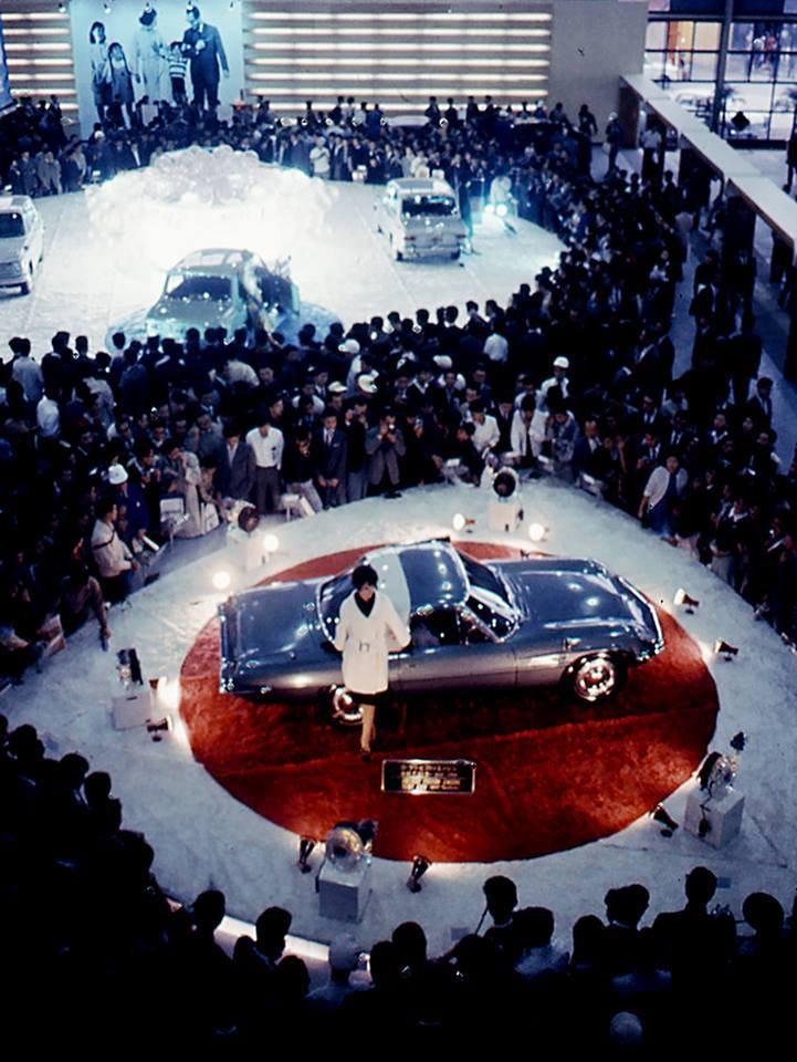 1963 Mazda President Arrives in a Mystery Car
