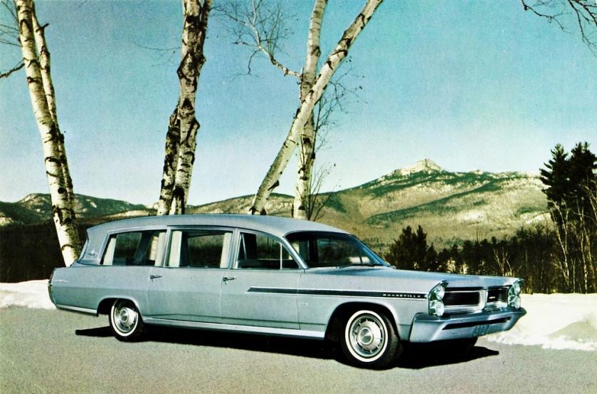 1963 Pontiac Superior-Combination Car