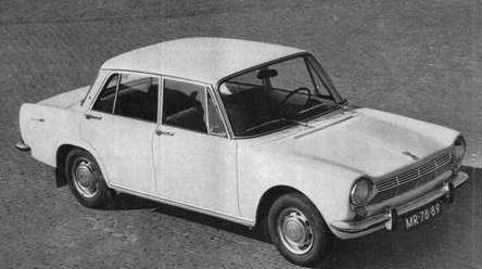 1963 SIMCA 1300 MR-76-89