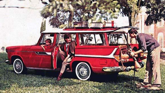 1963 Simca jangada-63