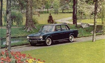 1963 simca1300
