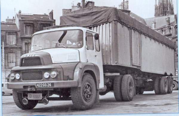 1963 UNIC esterel MZ 125 T 160 cv