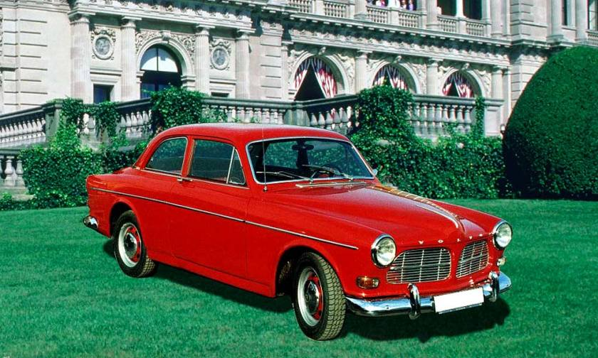 1963 Volvo 122 Amazon 4