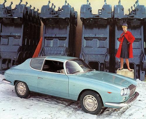 1963 Zagato - Lancia Flavia SPORT