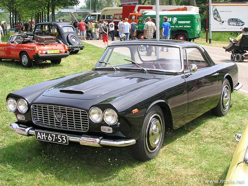 1964 Lancia Flaminia GT 3C 2,8 Touring HQ AH-67-53