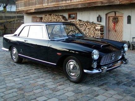 1964 Lancia Flaminia Pininfarina Coupe 3B, 2,8 litre 140 HP, V6 Carb