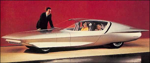 1964 Pontiac firebird 4