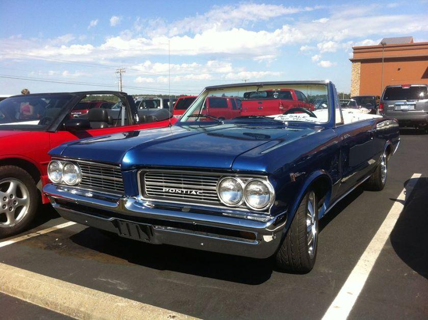 1964 Pontiac Tempest Lemans