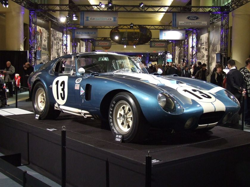 1964 Shelby Daytona Cobra Coupe (CSX2299)