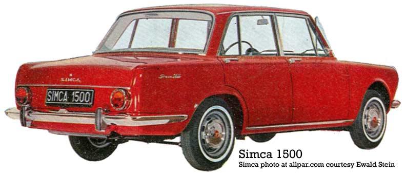 1964 simca-1500