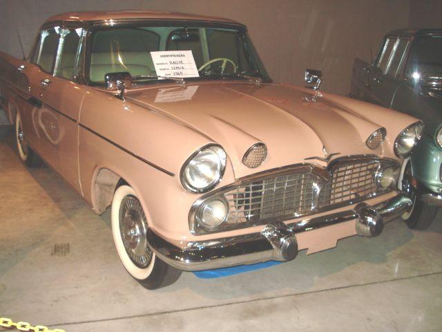1964 Simca Rallye.