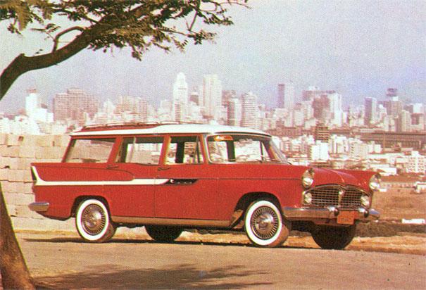 1964 Simca Tufão