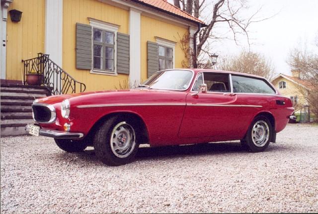 1964 Volvo 1800ES 4