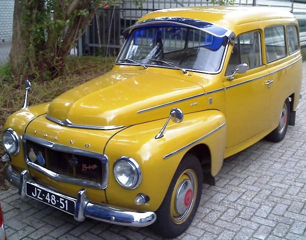 1964 Volvo P210 JZ 48 51
