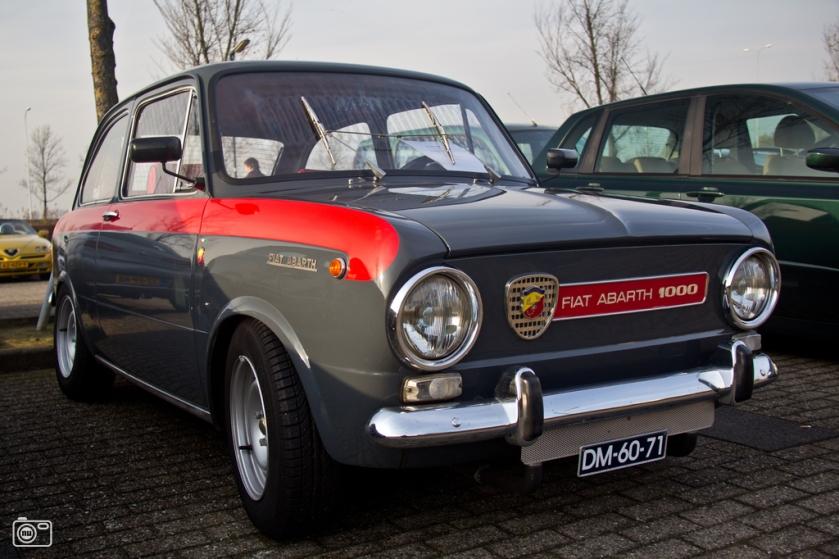 1965 Fiat 850 Abarth NL