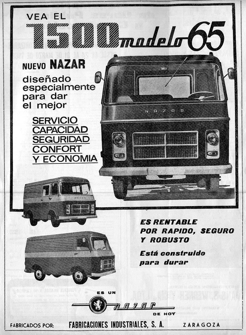 1965 furgoneta1500