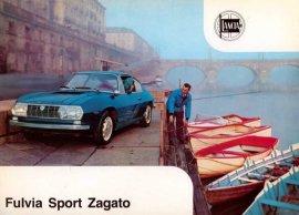 1965 Lancia Fulvia Sport Zagato