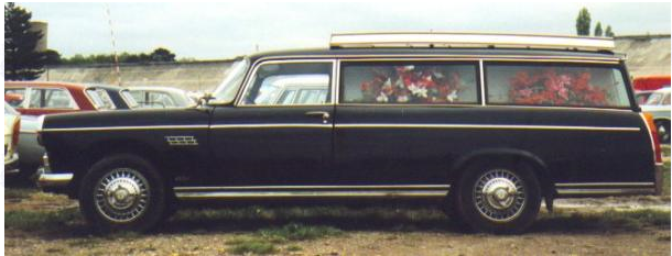 1965 Peugeot-404-hearse