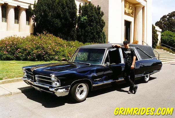 1965 Pontiac Bonneville Long Wheelbase Endloader