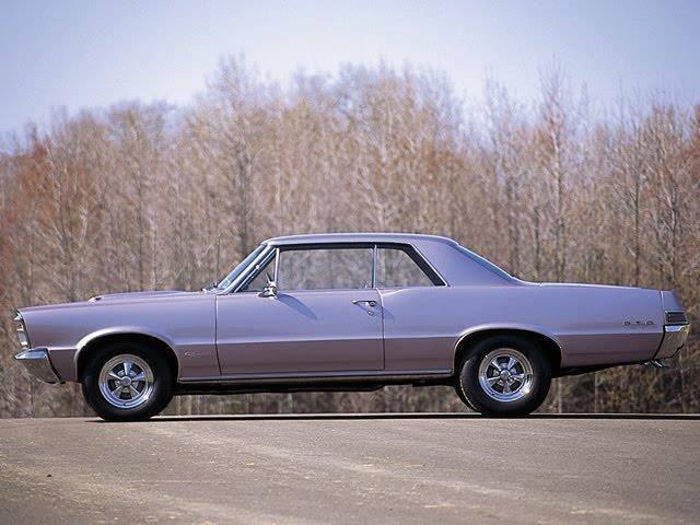 1965 Pontiac GTO Gran Turismo