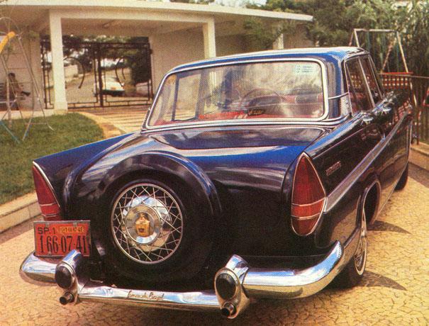 1965 Simca Presidence