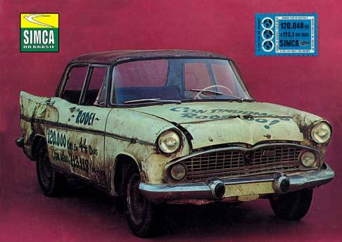 1965 SIMCA - Tufão