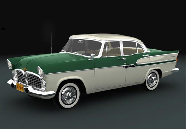 1965 Simca