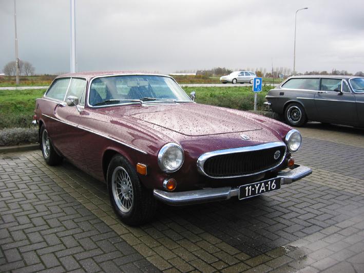 1965 Volvo 1800ES 1
