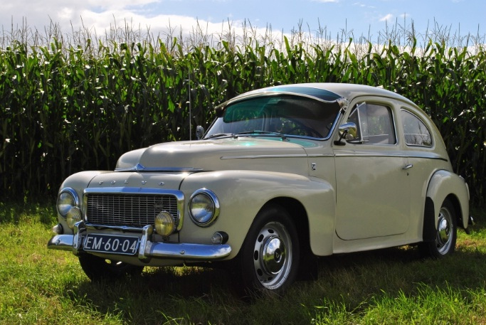 1965 Volvo PV 544 C  EM-60-04