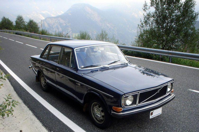 1966-1974 Volvo 144