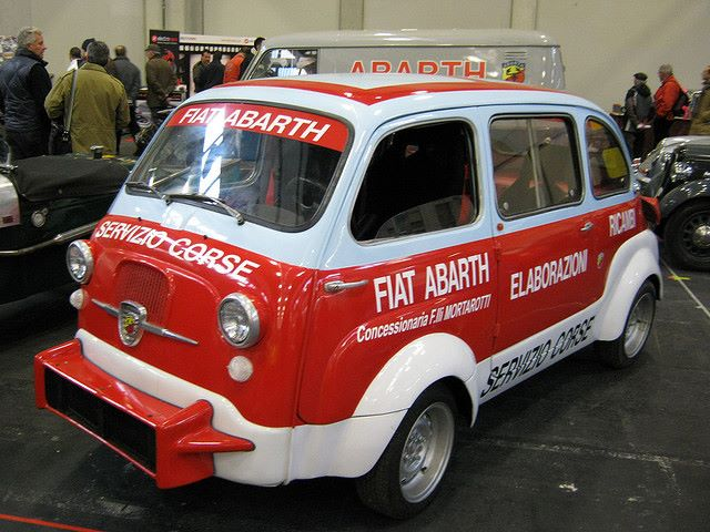1966 Abarth Multipla