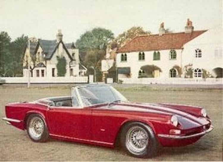 1966 AC 428 Convertible