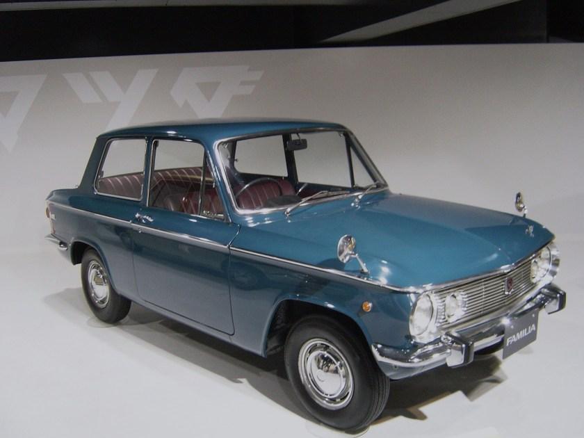 1966 Mazda-FAMILIA-1st-generation